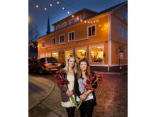 Unga entreprenörer i Lindesberg: De har drömjobben – i sin egen blomsterbutik