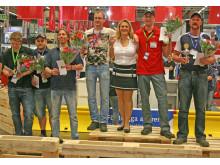 Finalister vid MaskinLeverantörernas Truck-SM 2012
