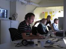Produktteamet til Mynewsdesk lanserer Social Media Newsroom
