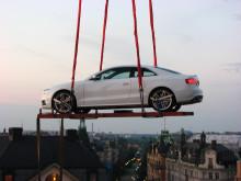 Audi A5 Casa Cor lyft 1