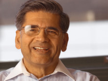 Vish Mishra - President of TiE Silicon Valley
