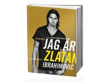 """""""Jag är Zlatan"""" - Zlatans självbiografi, utgiven 2011"""
