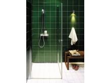Nya duschhörn från Gustavsberg