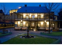 Snus- & Tändsticksmuseum på Gubbhyllan, Skansen