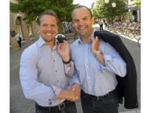 Samarbete stärker Ninetech och iBiz Solutions