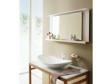 """Spegel ur badrumsserien """"My Nature"""" från Villeroy & Boch"""