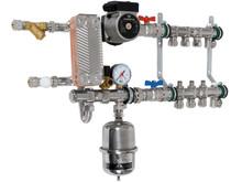 Thermotech Värmeväxlarpaket TMix E