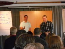 Per Bjergestam och Kjell Enhager - Coach2Coach