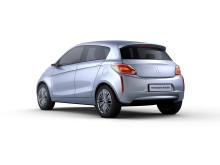 Mitsubishi Global small rear