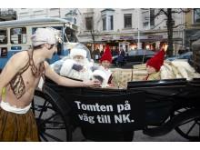 Skyltsönadgen 21/11 i Göteborg