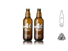 +46 Swedish Cider 500 ml