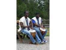 Afrikansk temavecka i Borås Djurpark