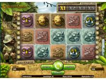Gonzo´s Quest video slot på Vera&John Casino