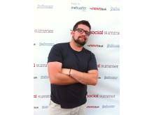 Mynewsdesk var på Social Summer 2011 og traff Thomas Moen.