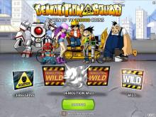 Demolition Squad videohedelmäpeli Vera&John online kasinossa