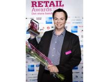 Vinnare Årets satsning för ökad kundservice Retail Awards 2011
