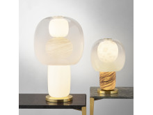 Fusa bordslampa 45 respektive 70 cm