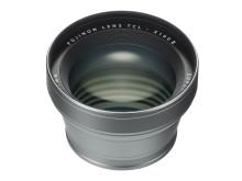 X100F Tele Conversion Lens II Silver