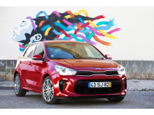 KIA Rio - fjerde generation