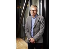 Magnus Andersson. chef affärsområde tåg