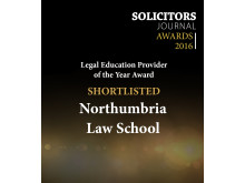 Solicitor Journal Awards