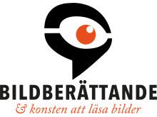 Bildberättande Logotype stående
