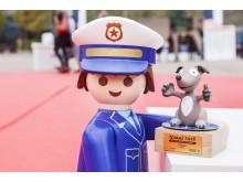 Kindersoftwarepreis TOMMI 2016 für 'PLAYMOBIL Polizei'