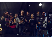 Slayer, Nils Oscars Bryggeri och Brands For Fans