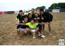 Bemannia Beach Soccer - SM vinnare 2012