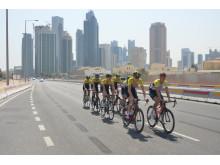 VM-truppen i Doha Qatar 2016