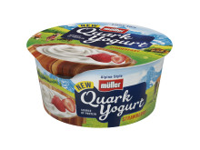 Müller Quark Yogurt Strawberry