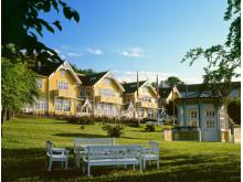 Das Solstrand Hotel, eines der führenden historischen Hotels Norwegens