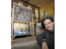 Antoine Fontaine, scenograf