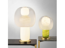 Fusa group picture table lamps