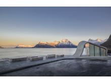 Uredd rekreasjonsområde, Gildeskål, Foto Steinar Skaar Statens Vegvesen