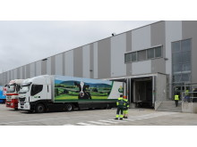 New Arla distribution terminal in Germany
