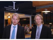 Närhet till LTU avgörande för ny företagsetablering