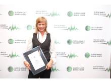 Coop vann årets insats inom hållbart varumärkesbyggande
