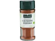 Cayennepeppar Ekologisk