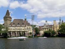 Ett transsylvanskt slott mitt i Budapest