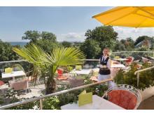 Sommergarten Maritim Hotel Kaiserhof Heringsdorf