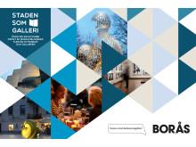 Staden som galleri - vinter 2016/2017
