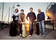 Quartetto di Cremona på sydsvensk turné