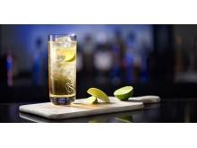 Ballantine's Finest & Ginger Ale