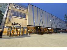 Täby Center exterior