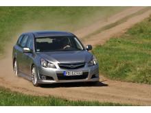 Subaru har fortsatt medvind
