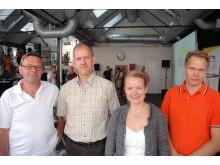 Entreprenörföretagens seminarium om ROT i Almedalen