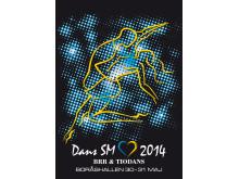 Dans-SM Borås 2014