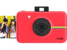 Polaroid SNAP, rød
