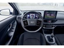 Hyundais virtuelle cockpit. Foto: Hyundai
